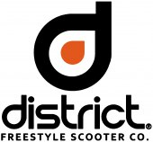 District scooters