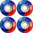 Autobahn Street Slims Ultra Skateboard wheels 4-Pack