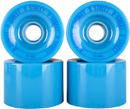 D-Street Relay Longboard wheels 4-pack