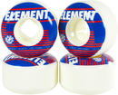 Element Athletic Skateboard Ruedas 4 piezas