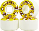 Element Los Amigos Skateboard Hjul 4-Pak