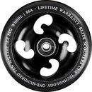 Elite UHR Black Core Stunt Scooter Wheel Complete