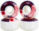 Enuff Peacekeeper Skateboard wheels 4-Pack