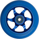 Flavor Awakening Colored PU Trottinette Freestyle Roue Complet