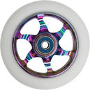 Flavor Awakening White PU Pro Scooter Wheel Complete
