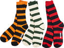 Globe Thin Stripe Boot Deluxe Socks 3 Stk.