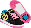 Heelys Propel 2.0 Black/Neon/Multi Shoes With Wheels