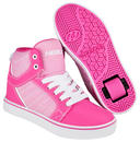 Heelys Uptown Hot Pink Shoes With Wheels