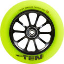 Lucky Ten 120mm Pro Scooter Wheel Complete