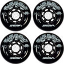 Seba Street Invaders 84mm Hjul 4-pack