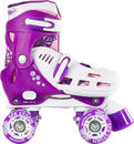 SFR Storm II Pink Adjustable Girls Roller Skates