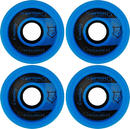 Tempish Blue Longboard Wheels 4-pack