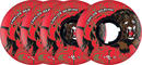Undercover Carlos Bernal 58mm Aggressive Wheels 4-pack