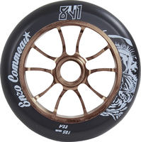841 Enzo Signature Pro Scooter Wheel 125mm