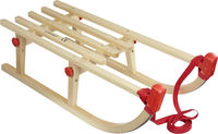 Alpengaudi Foldable Wooden Sledge