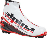 Alpina RCL WhiteSki Cross Country Ski Boots