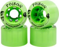 Atom Poison Hybrid Slim Hjul 59mm 4-Pack