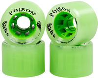 Atom Poison Hybrid Wheels 62mm 4-Pack