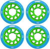 Atom Savant Nylon Kern Wielen 59mm 4-pack
