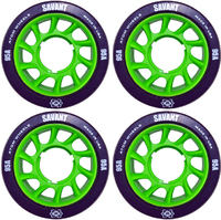 Atom Savant Nylon Core Wheels 59mm 4-Pack