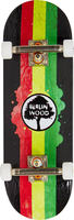 Berlin Wood Rasta Rally Fingerboard