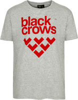 Black Crows Red Squadron T-shirt