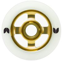 Blazer Pro Stormer 4-Spoke White-PU Stunt Scooter Wheel