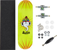 Bollie Green Fingerboard