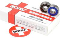 Bones Super Swiss 6 Bearings 16-Pack Kugellager