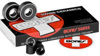 Bones Swiss Ceramics Bearings 8-Pack