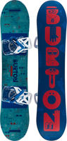 Burton After School Spesial Snowboard + Bindinger