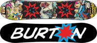 Burton Chopper Marvel - Snowboard