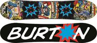 Burton Chopper Marvel Snowboard