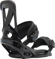 Burton Custom Est Black Snowboard Bindings