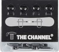 Burton M6 Channel Replacement Hardware Skruer