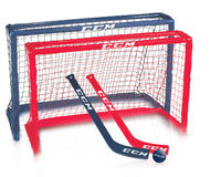 CCM Mini Hockey Tor Set