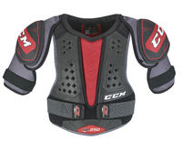 CCM Quicklite 250 Junior Hockey Skulderbeskyttelse