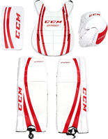 CCM Street Hockey Torwart Kit