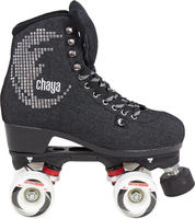 Chaya Fashion Negro Quad Patines Quad