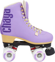 Chaya Fashion Purple Quad Roller skates