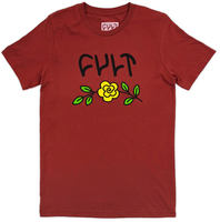 Cult In Bloom T-Paita