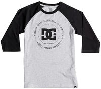 DC Shoes Rebuilt 3/4 T-Shirt Youth