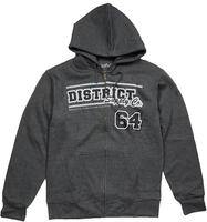 District Supply Co Development Zip Sweat à capuche