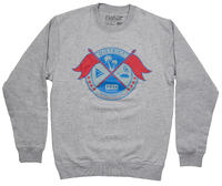 District Supply Co Form Sweatshirt