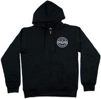 District Supply Co Legit Zip Sudadera