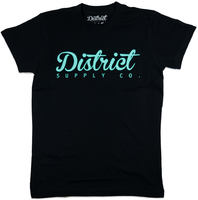 T-shirt District Supply Co Logo
