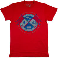 Camiseta District Supply Co Seal