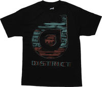 Camiseta District Supply Co Sketch