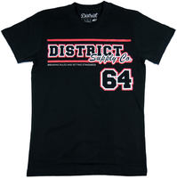 District Supply Co Team T-paita