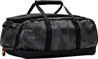 Douchebags The Carryall 65L LTD Zwarte Camo Rugtas